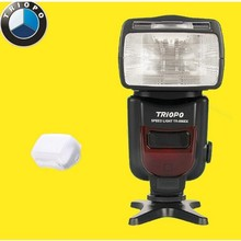 Triopo Flash Speedlight TR-586EX Wireless Flash TTL Speedlite For EOS 6d 550D 60D 5D Mark II as YONGNUO YN-568EX II(China)
