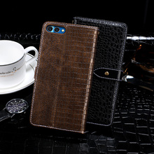 "Buy Itgoogo Case Homtom S9 Plus Case Cover 5.99"" Crocodile skin Flip Leather Case Homtom S9 Plus Cover Phone Bag Wallet Case for $8.99 in AliExpress store"