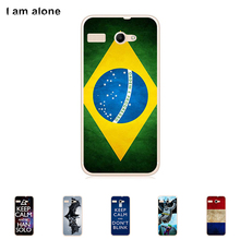 For Micromax Bolt Q346 4.5 inch Mobile Phone Cover Soft TPU Silicone Case Cellphone Color Paint Bag Shipping Free