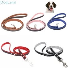 TOP Grand New Dog Leashes 5 Colors 1.5M Pet Walking Training Leash Cats Dogs Harness Collar Lead Strap Belt Dropship #J07(China)
