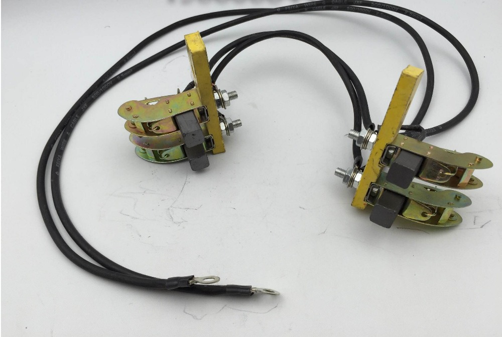 Free shipping HTZ TFW Electric Brush Box mingdong alternator Phase compound excitation<br>