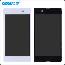 Buy display Sony Xperia E3 D2243 D2202 D2203 D2206 LCD display touch screen digitizer full Assembly replacement parts for $19.50 in AliExpress store