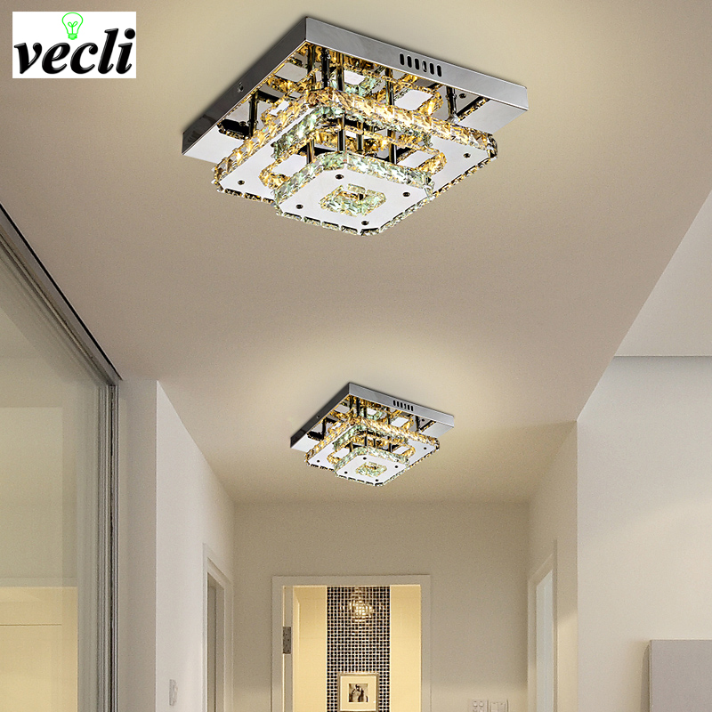 New Arrivals luxury of modern LED ceiling light 28 W for the passage of the hall bedroom kitchen dining room foyer,LED lamps<br>