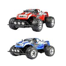 Peradix 1:12 Children Rechargeable 2CH Radio RC Racing Car Drifting Model Truck Drit Bike  for Kid Gift