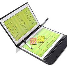 Sales Promotion Soccer Football coach Strategy Board Tactics Board Coaching Board luxury version Free shipping GYH(China)