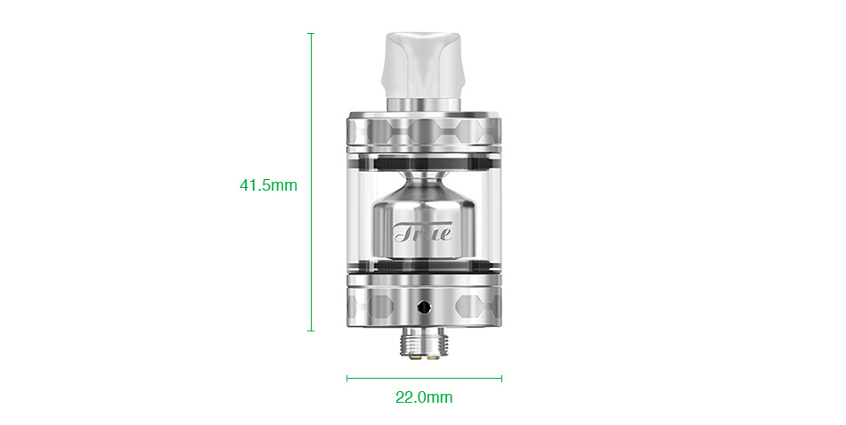 [With Warnings] Ehpro True MTL RTA 2ml
