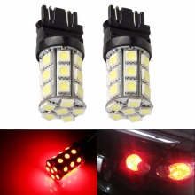 Car Led 3157 3047 3057 3155 3457 4057 Base 27 SMD 5050 LED Replacement for Car Incandescence Bulb Led Lamps For Cars (2 pieces)