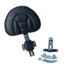 For Harley Touring Road King 97-17 Street Glide Road King Plug In Driver Rider Backrest Kit(China)