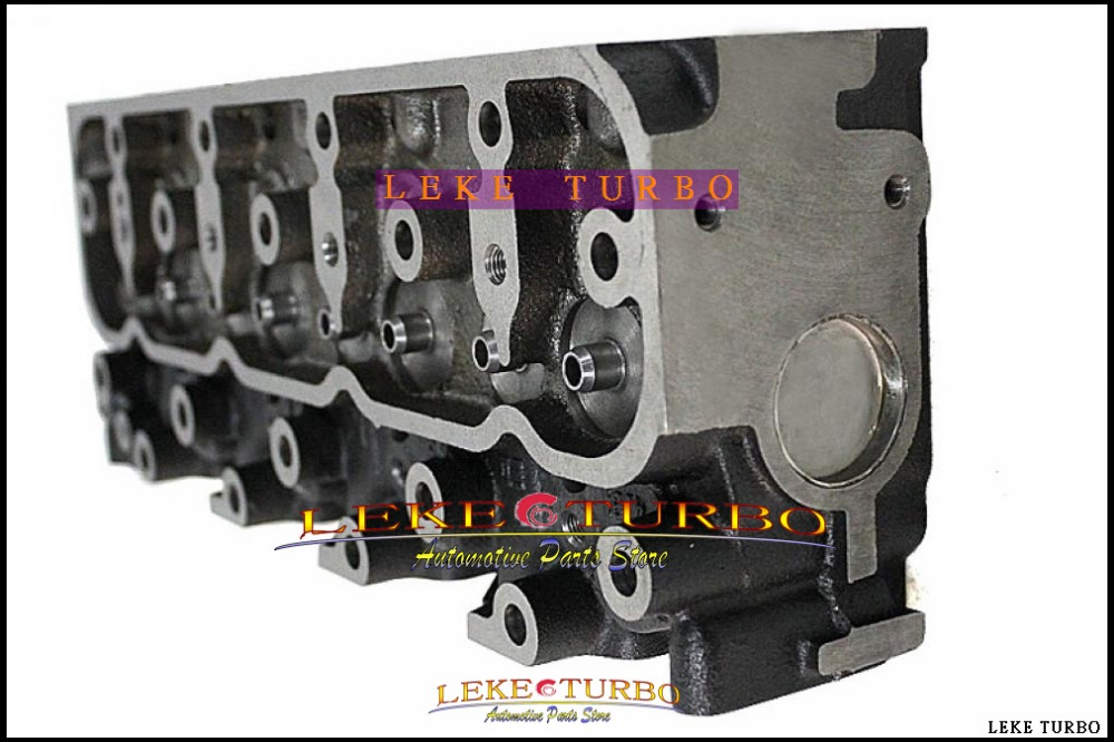 4JA1 4J41 2.5L Cylinder Head 8-94125-352-6 8-94431-520-4 8941253526 8944315204 For ISUZU (6)