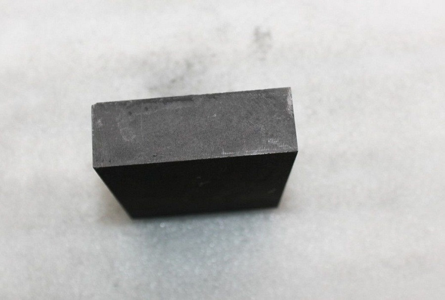 100*160*35mm    High Pure Graphite Plate     for Phoovoltaic Industry  /   graphite blade in Ceramic industry<br>