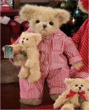 Lovely 14 inch Bearington teddy bear with Pajamas hug little bear soft plush bear toys creative Birthday gift