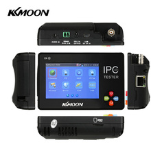 KKmoon  IPC-1600 3.5 inch Onvif CCTV IP Camera Tester Touch Screen Video Monitor PTZ/WIFI/FTP Server/IP Scan/Port Flashing/DHCP