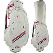 Cooyute New WOMEN Golf bag High quality PU Golf clubs bag in choice 8.5 inch HONMA Golf Cart bag Free shipping(China)