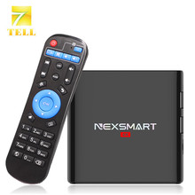 NEXSMART D32 1G 8G Smart TV Box Android 5.1 RK3229 Quad Core MINI PC WiFi HDMI 2.0 1080P KODI 3D Media Player