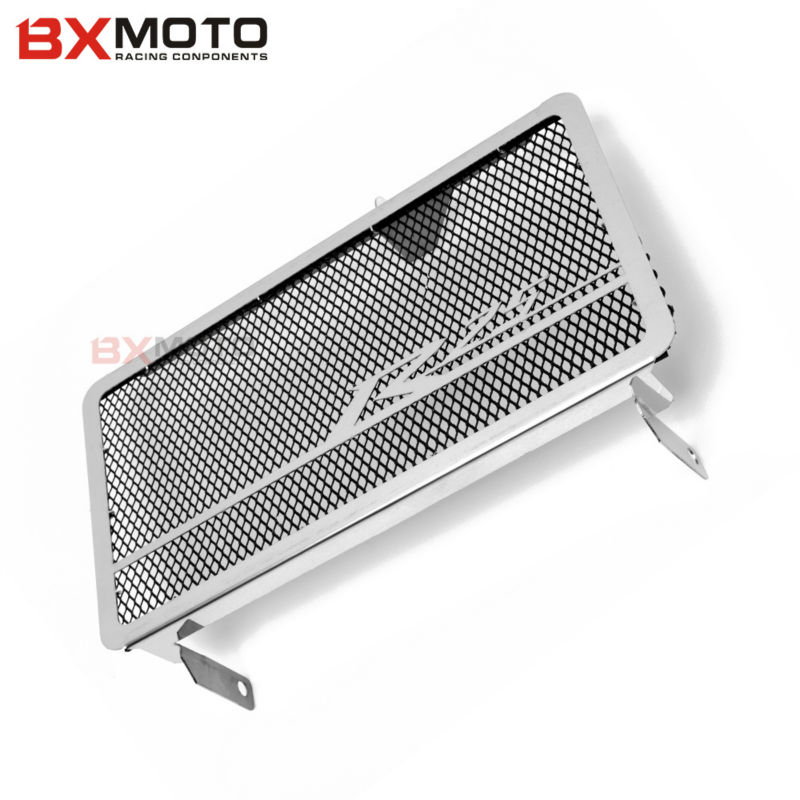 Accessories Motorcycle Engine Radiator Bezel Grille Grill Guard Cover Protector Silver For Yamaha R25 2013 2014 2015 Real<br><br>Aliexpress