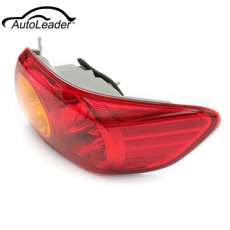 Tail Lights Rear Brake Lamps Outer Right Passenger Side For Toyota Corolla 2009-2010<br>
