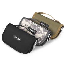 Lixada Fishing Bags Spoon Bag Large Capacity Pesca Bag Waist Shoulder Fishing Lure Fishing Messenger Outdoor Waterproof Bags
