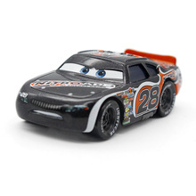 Pixar Cars Diecast Metal Nitroade No. 28 car toy for children 1:55 Loose McQueen Racing car Model Toy For Kid(China)