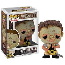 FUNKO Original POP Texas Chainsaw Massacre Leatherface Pop Vinyl Doll Car Decoration in stock free shipping(China)