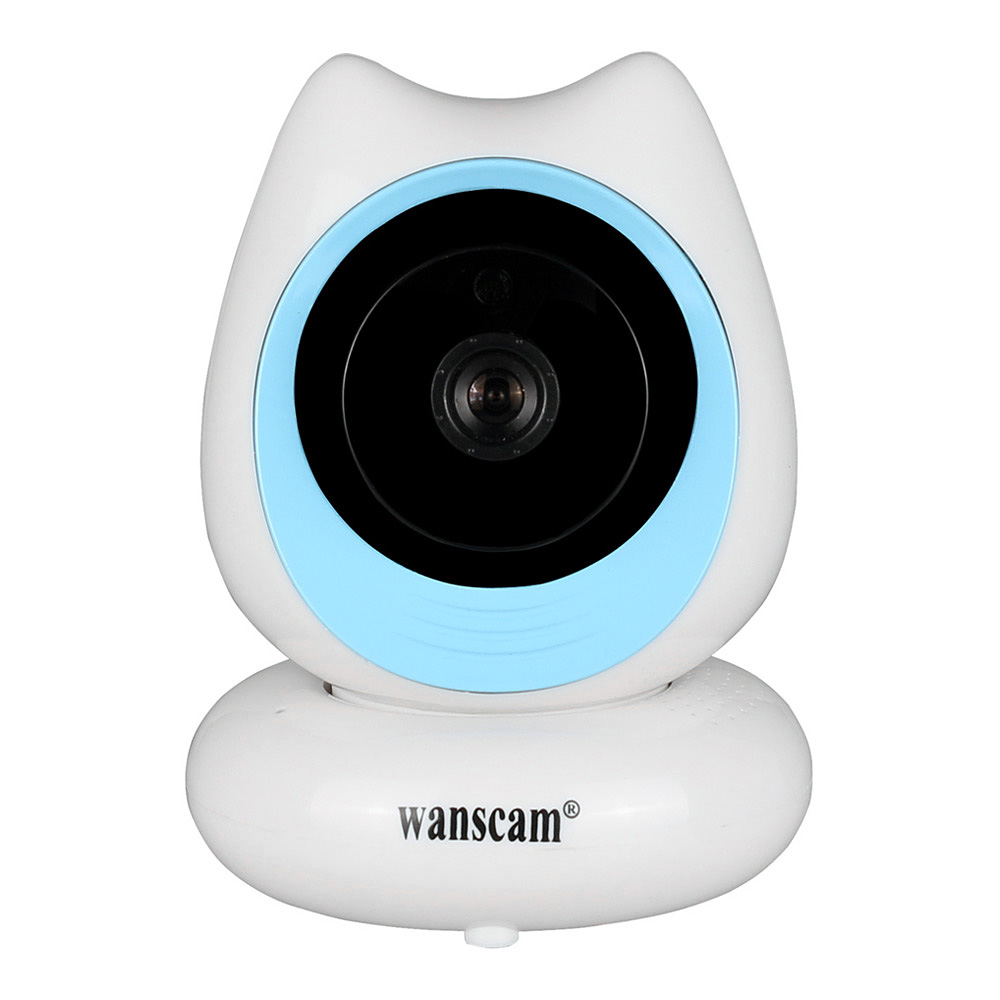 Original WANSCAM HW0048 WiFi IP Camera 1.0MP 720P Surveillance Camera Two-way Voice Home Security Night Vision Baby Monitor<br>