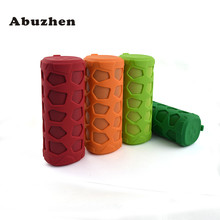 Abuzhen Waterproof Column Bluetooth Speaker Wireless Portable Shockproof Stereo Audio Sound Mini Speaker Boombox ALtavoz Outdoor(China)