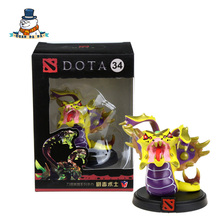 [QuanPaPa] New Genuine Dota2 Hero Series Veno 34 Model Action Figurine doll car Decoration kids toys(China)
