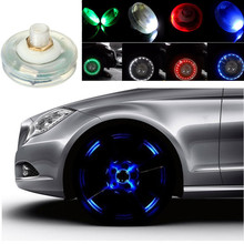 13 Mode Solar Energy LED Car Auto Flash Wheel Tire Valve Cap Neon DRL Daytime Running Light Lamp Car Styling