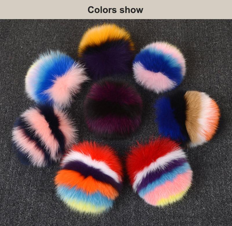 pompom charm multicolorstrips 2