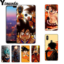 Чехол для телефона Yinuoda Dragon Ball Z Goku с рисунком для Xiaomi Mi 6 Mix2 Mix2S Note3 8 8SE Redmi 5 5Plus Note4 4X Note5(Китай)