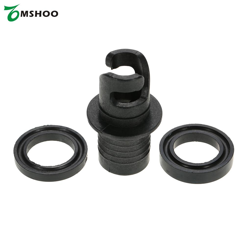 High Quality Hose Adapter Connector for Halkey-Roberts Valves Kayak Inflatable Boat Raft Foot Pump Electric Pump(China (Mainland))