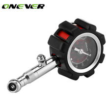Tire Pressure Gauge Tyre Air Gauges Table Tester Meter Bar 0-100 PSI for Truck Auto Vehicle Car Tester monitoring system(China)