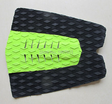 2016 EVA Surf  tail deck Pad  for surf board, kite surfboard, surfing Sports black green