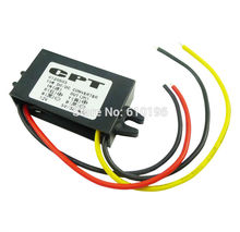 12 V turn 5 V / 3 A / 15 W , Car LED Display Power DC-DC Converter Power Supply Module(China)