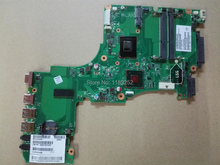 For Toshiba L55 Laptop motherboard with i5 CPU Free shipping