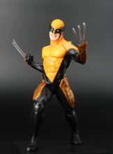 X-Man Wolverine Action Figure Wolverine ARTFX+ X Force X-Men New52 Collectible Model Toys Wolverine