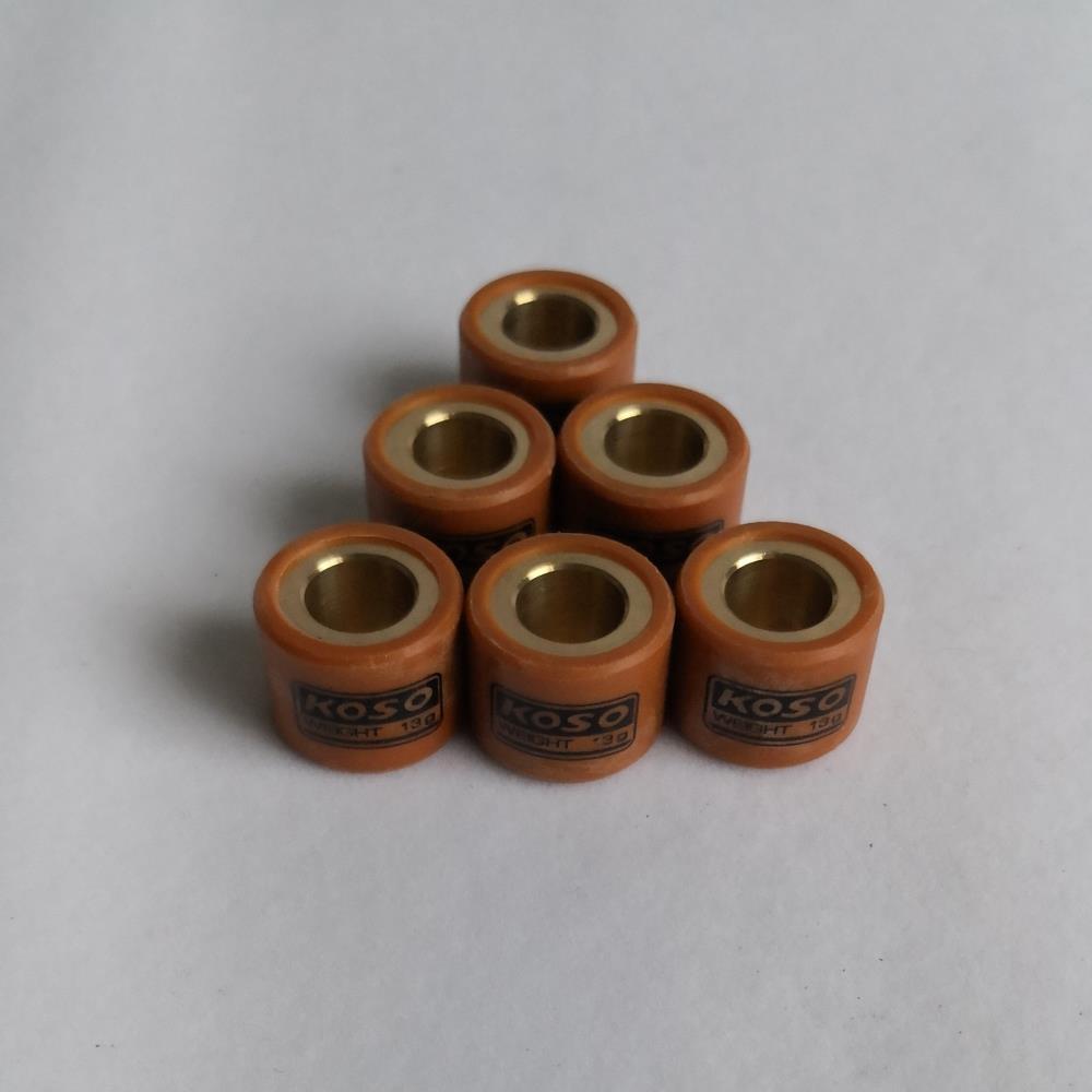Roller set 18x14mm 2