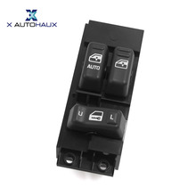 X Autohaux Power Window Master Control Switch Front Left for 1999 To 2002 For Chevrolet Truck 2 Door 15047637 DS-2143 901-117(China)