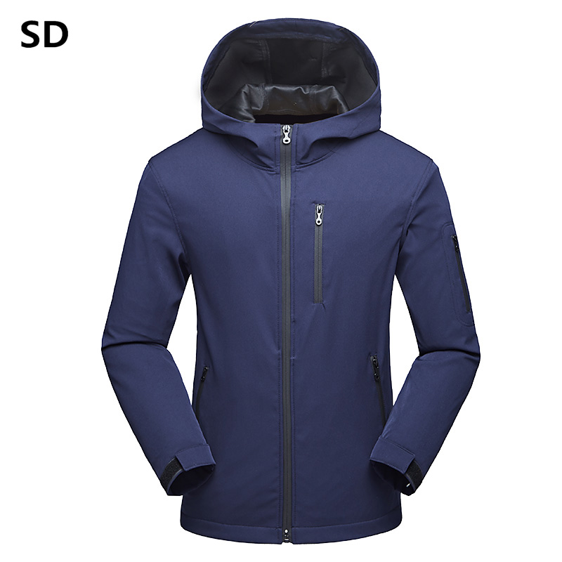 SD Men's Jackets 2018 Men's New Arrival Casual Jacket High Quality Winter Regular Windbreaker Jacket Coat For Male Wholesale 259