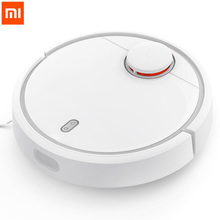 Original Xiaomi Mi Robotic Vacuum Cleaner Room for home Mini Robot 5200mAh NIDEC Motor household vacuum cleaning machine Smart(China)