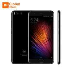 "Original Xiaomi Mi6 Mi 6 Prime 6GB RAM 128GB ROM Mobile Phone Snapdragon 835 Octa Core 5.15"" FHD Dual 12MP Back Camera 3350mAh"