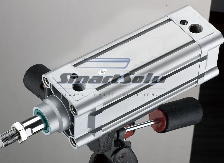 free shipping ISO6431 standard DNC32*50-PPV-A aluminum material 32mm bore, 50mm stroke, pneumatic cyilnder, air cylinder<br>