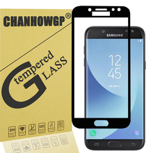 Full Tempered Glass For Samsung Galaxy J7 J5 J2 Prime on J532 J570 J610 Duos Screen Protector Case full body Cover Guard Verre(China)