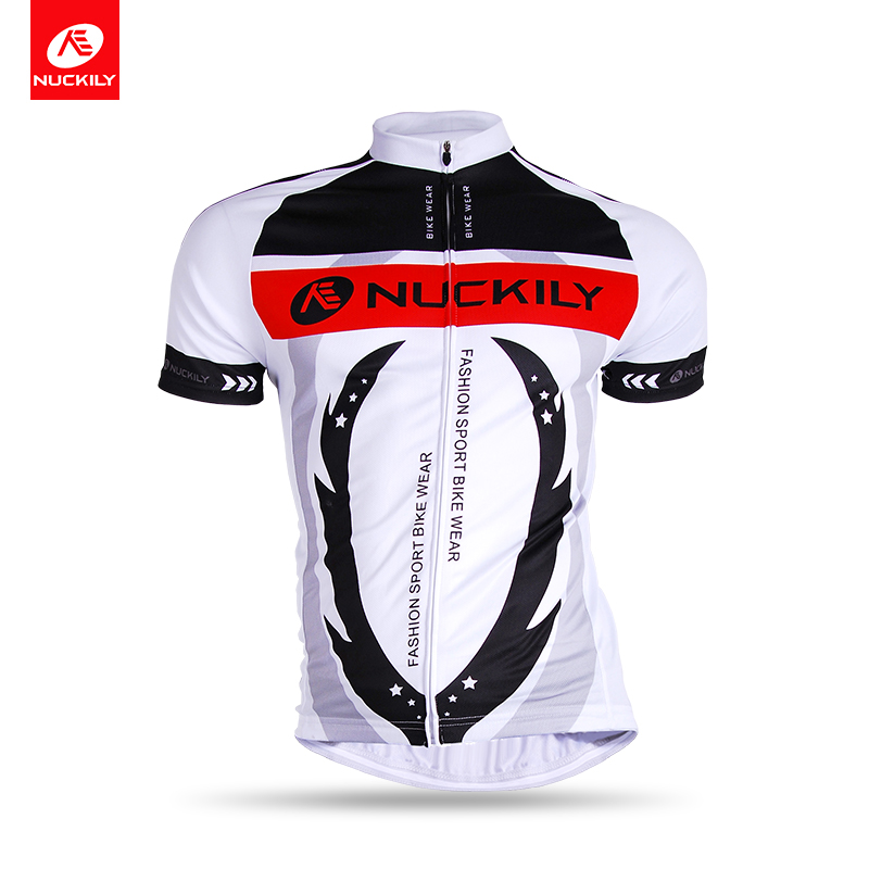Nuckily  short sleeve cycling wear with summer breathable sublimation printing for men  AJ208<br><br>Aliexpress