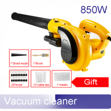 air Blower dust collector for Computer Sofa Home cleaning up high power Small vacuum cleaner 600W 750W 850W 900W(China)