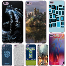 Art Blue Squares Hard Cover Case for Lenovo S850 S90 S60 & Nokia 535 630 640 & Sony Z2 3 4
