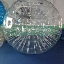 Best price body zorb ball 3m Dia,cheap zorb ball for sale(China)