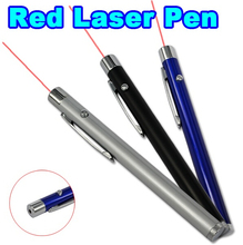 2015 Red Laser Pointer Pen Beam Light 5mW Ultra High Power for Targets on Monitor Screen for PPT Powerpoint Presentation screens