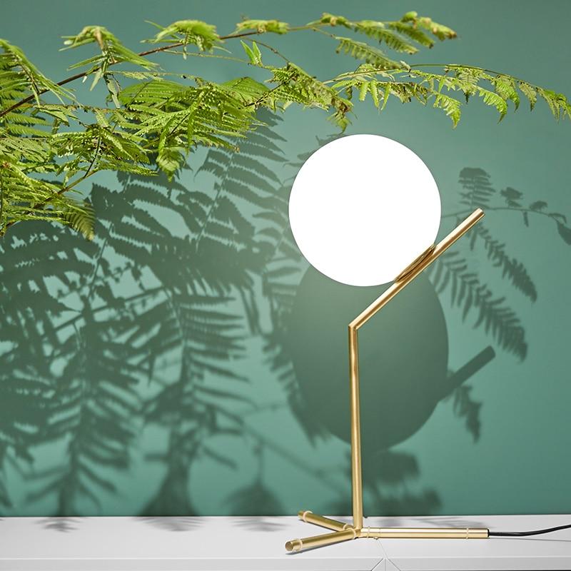 Ditoon glass ball Led Pendant Light (12)