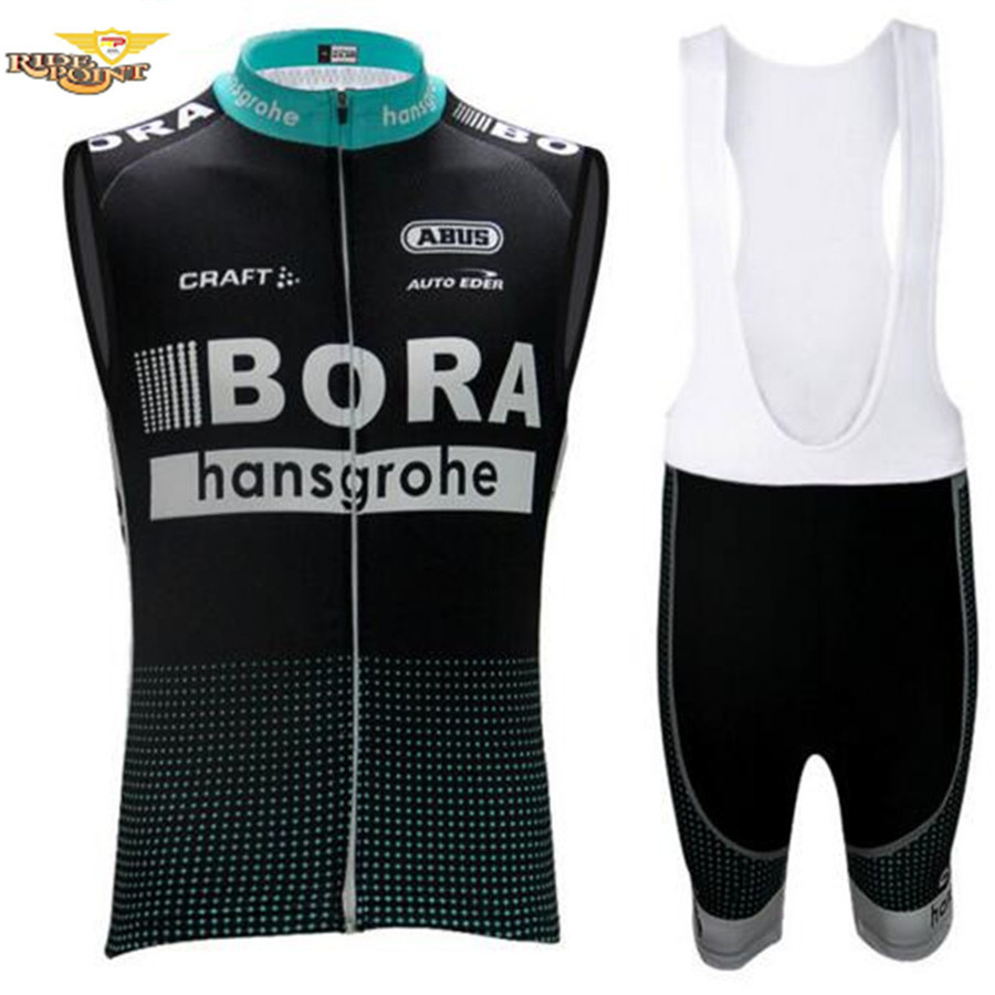 2017 Bora Cycling Vest Jersey  Kits Riding Sleeveless Cycling Clothing Maillot Ropa Ciclismo Sportwear Clothes<br>