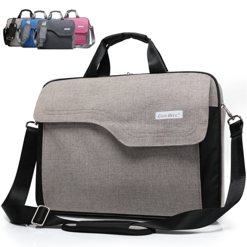 Cool Bell Brand Nylon Handbag, Shoulder Messenger Bag For Laptop 15 inch,15.6 inch, Notebook Bag For Macbook 15.4, Free Shiping<br><br>Aliexpress
